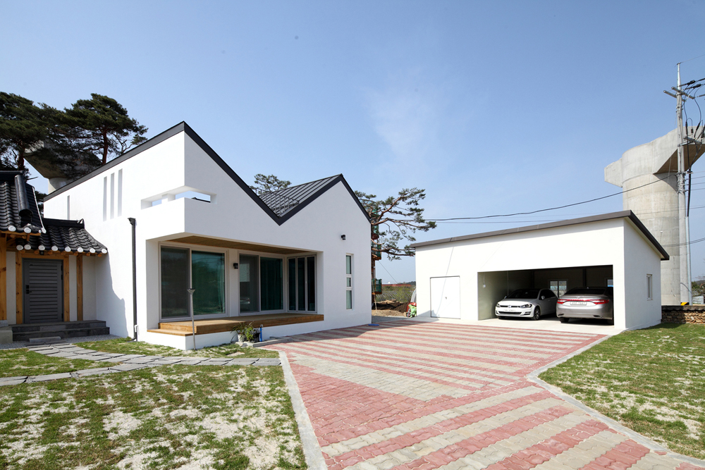 BongYangJe 住宅丨Architecture Studio YEIN