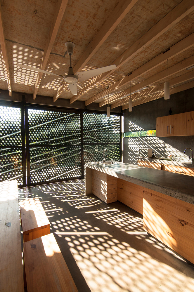艺术家们的'庇护所' Tree House丨QBO3 Arquitectos