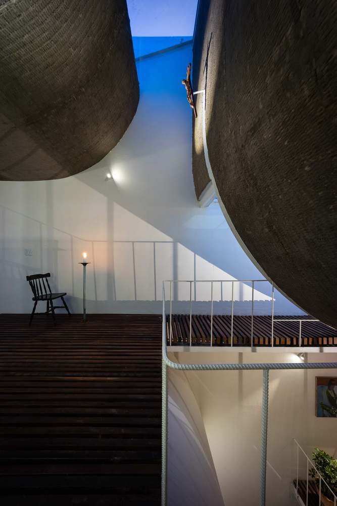 // house,家是心灵的教堂丨Time Architects