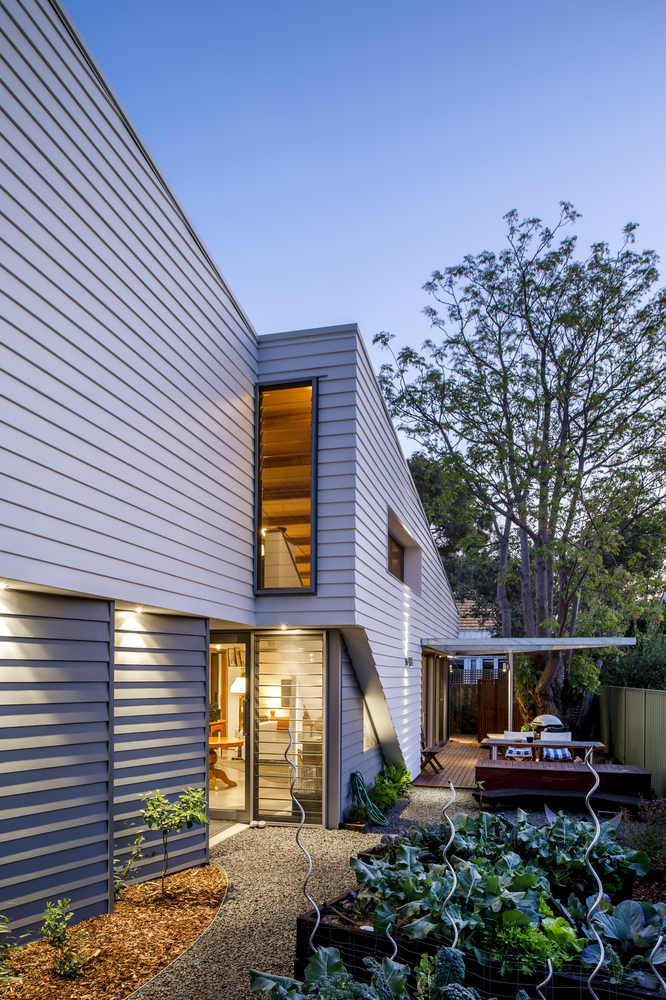 澳大利亚独立住宅 Sussex Street House丨Mountford Architects