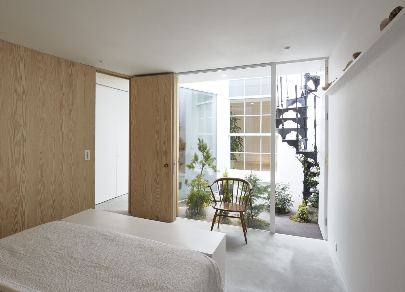 晴雨屋 Sun Rain Room丨Tonkin Liu Architects